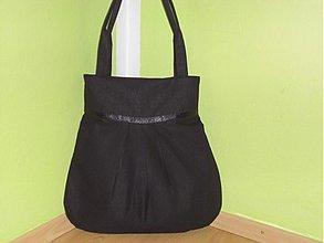 Veľké tašky - Čierna - 859742