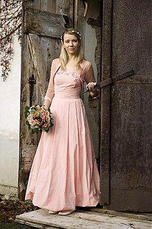 Šaty - Šaty Cibulky dlhé - akcia - 86370