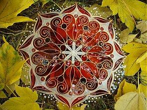 Dekorácie - Mandala-Intuícia - 872807