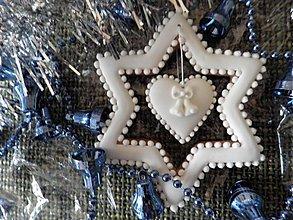 Dekorácie - Vianočný medovník č.8 - 880033