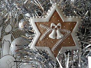 Dekorácie - Vianočný medovník č.13 - 880093