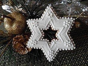 Dekorácie - Vianočný medovník č.5 - 880603