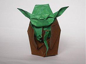 Socha - Majster Yoda - 885075