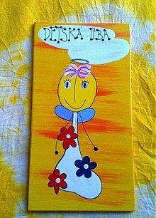 Tabuľky - menovka na dvere -DETSKÁ IZBA - 888793