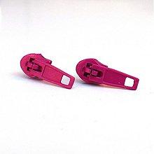 Náušnice - Zipsy náušnice puzetky (rôzne farby) - 898468