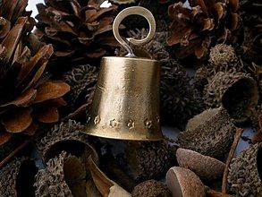 Dekorácie - vianočný zvonček - 899351
