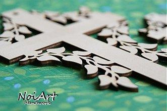 Dekorácie - Krížik veľký - 900905