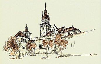 Kresby - Kremnica-kremnický zámok - 913837