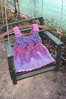Detské oblečenie - Levanduľové dievčatko - 914480 8da1bea8f6b