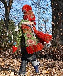 Detské čiapky - Origo detský set - 917948