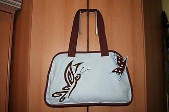 Veľké tašky - ...butterfly... - 91818