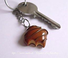 Náhrdelníky - Prívesok na kľúče bonbón - 930582