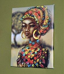 Obrazy - Afričanka - 934489