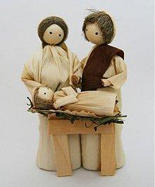 Dekorácie - Svätá rodinka - 942468