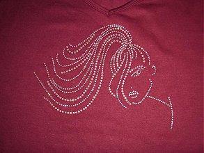 Galantéria - Žena s copom - 948930