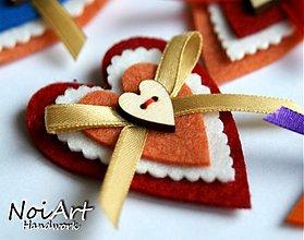 Odznaky/Brošne - Láska je farebná ...  ♥ - 951853