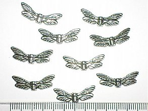 Komponenty - Medzikus-krídla 8x20mm-1ks - 960693