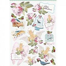 Papier - TILDA papierové vystrihovačky - 963197