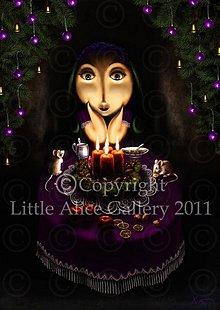 Grafika - Ilustrácia Vianoce - 971070