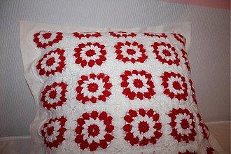 Úžitkový textil - Vankúšik-obliečka... - 989713