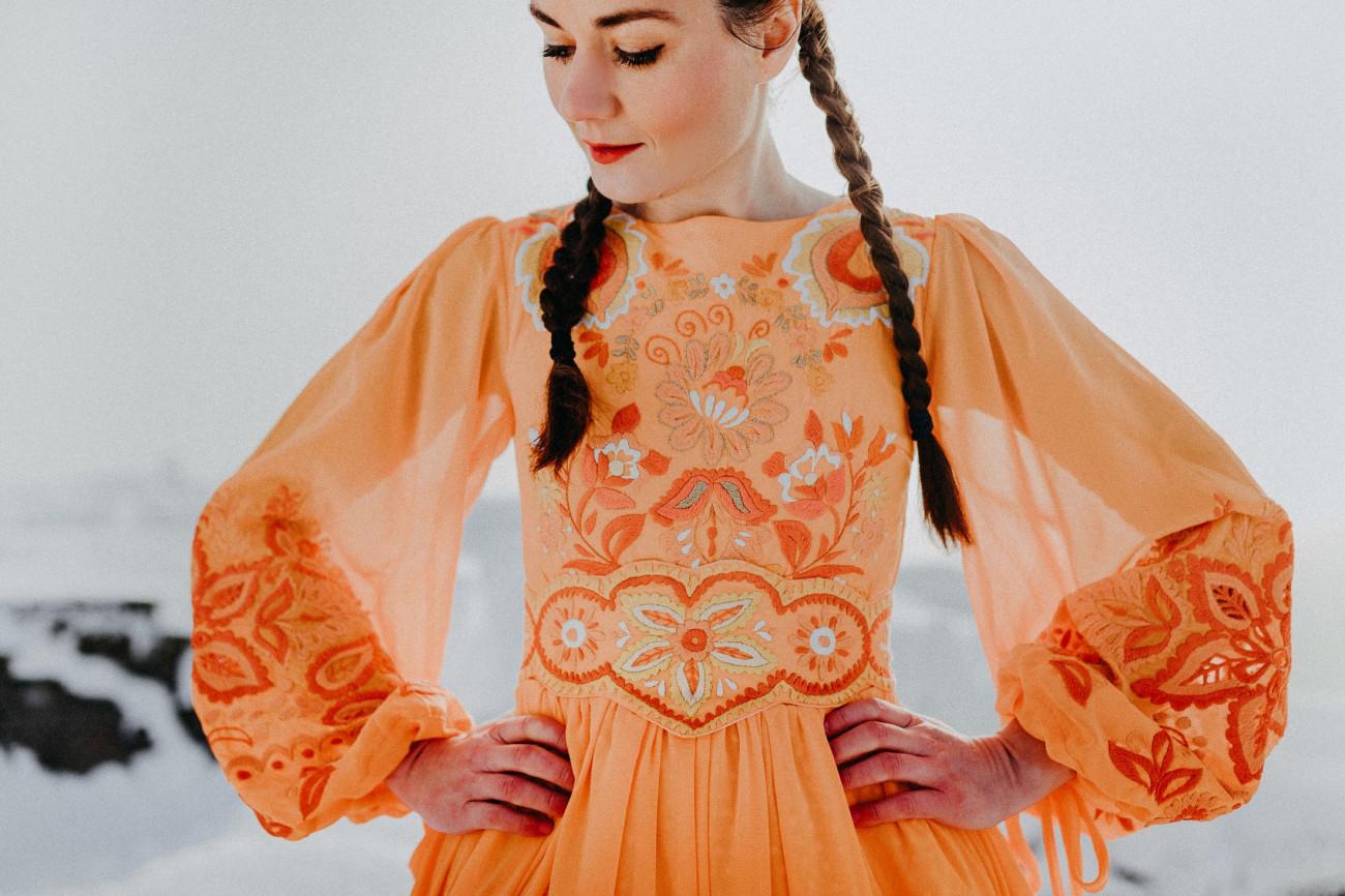 224ac7246acf JAROSLAVA WURLL KOCANOVA - AtelierDeCouture Oblečenie Šaty   SAShE.sk